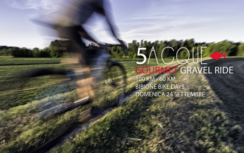 3Parentesi - 5 Acque Gourmet Gravel Ride
